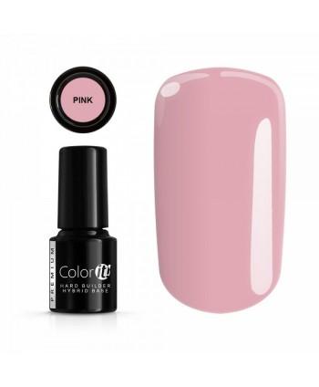 Color IT Hard Builder Base - Pink 6 g
