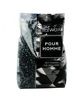 ItalWax filmwax - zrniečka vosku Pour Homme 1 kg