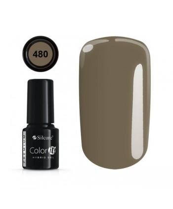 Gél lak Color IT Premium 480  6 ml