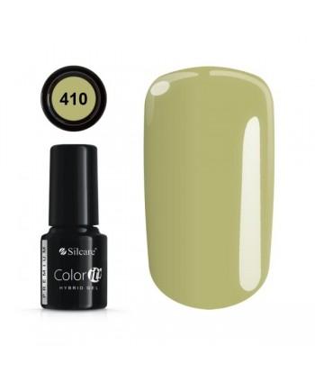 Gél lak Color IT Premium 410  6 ml
