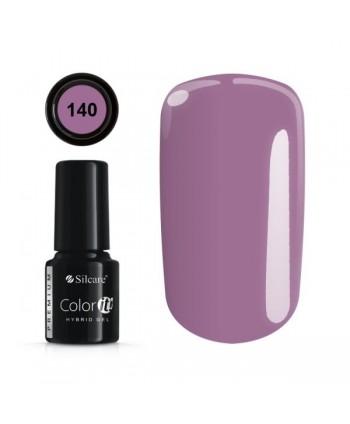 Gél lak Color IT Premium 140  6 ml