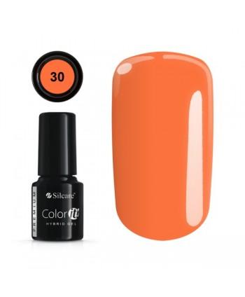 Gél lak Color IT Premium 30  6 ml