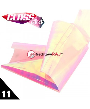 Glass Nail Fólia  11
