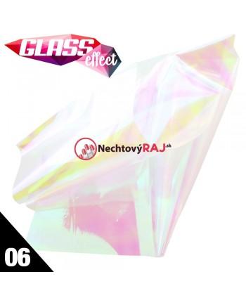 Glass Nail Fólia  06