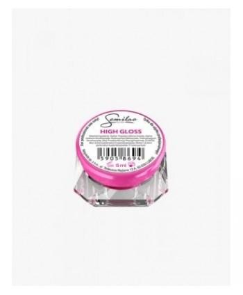 Semilac expert uv gél záverečný High gloss- 5 ml
