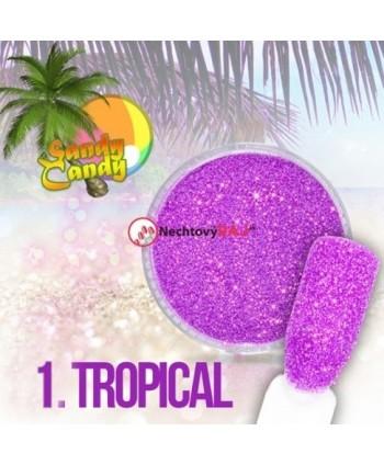 Prášok Sugar effect Sandy Candy 01