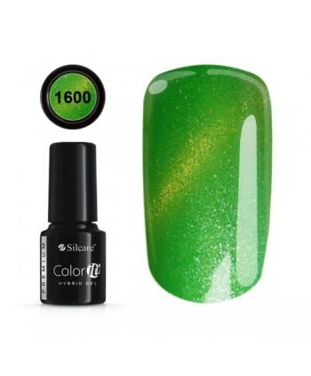 Gél lak Color IT Premium Cat Eye 1600 6 ml
