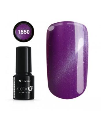 Gél lak Color IT Premium Cat Eye 1550 6 ml