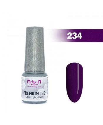 NTN Premium Led gél lak 234 6ml