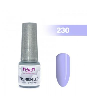 NTN Premium Led gél lak 230 6ml