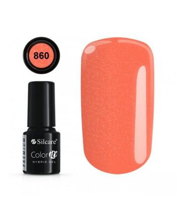 Gél lak Color IT Premium 860 6 ml