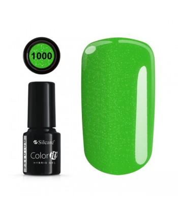 Gél lak Color IT Premium 1000 6 ml