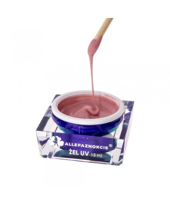 Uv gél Briliant cover pink 15 ml