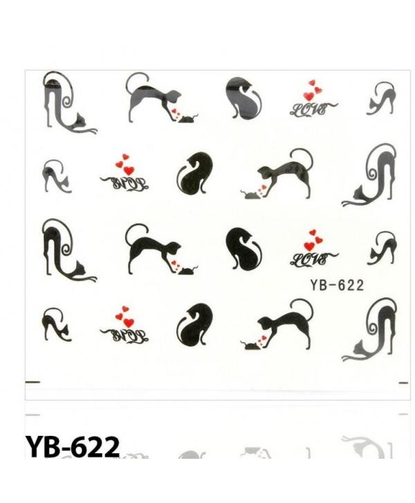 Vodonálepky Kočky 622