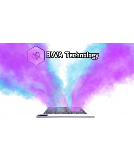 BWA odsávačka prachu vestavěná - bílá 240W