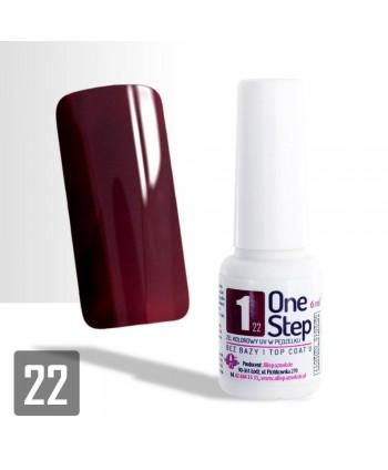 Gél lak One step NR   3 v 1   22