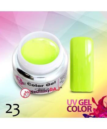 Neonový gél 23  5g