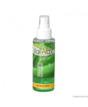 ITALWAX Preddepilačné tonikum Aloe Vera 100 ml