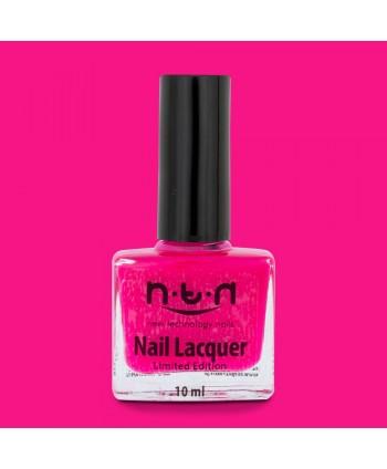 NTN lak na nechty 22 neón ružový 10 ml