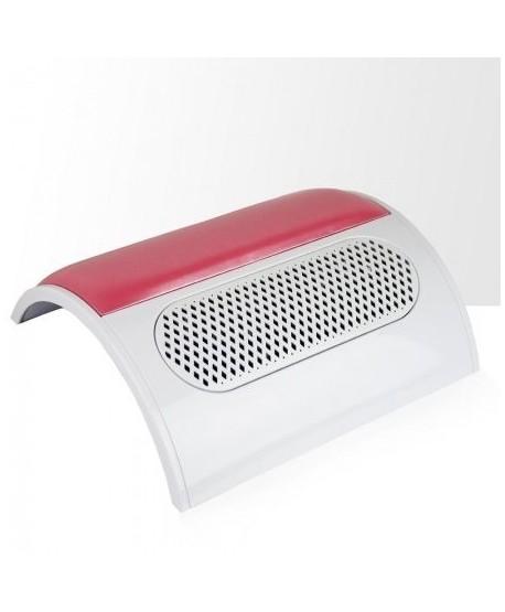 Odsávačka prachu 36 ws trojitým ventilátorem - růžová poduška
