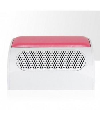 Odsávačka prachu 36 w s trojitým ventilátorom - ružová poduška