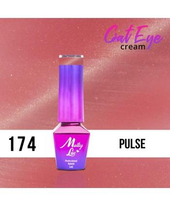 174. MOLLY LAC gel lak -cat...