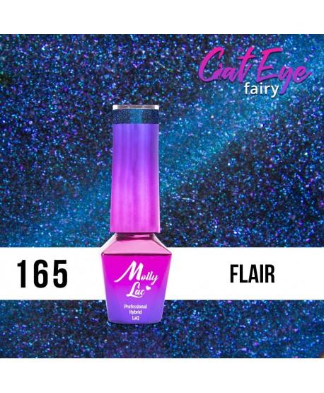 165. MOLLY LAC gel lak - Cat Eye Fairy Flair 5 ml
