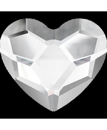 Swarovski srdce Crystal 3,6 mm
