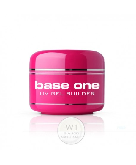 Base one UV gel Bianco Naturale 15g