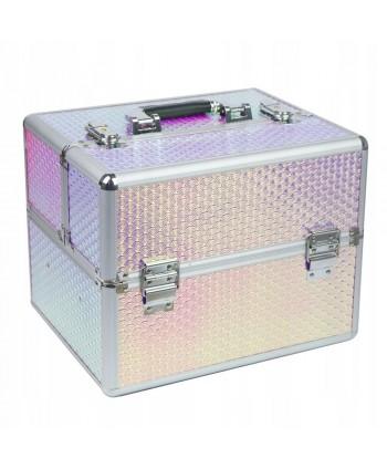 Dvoudílný kosmetický kufřík...