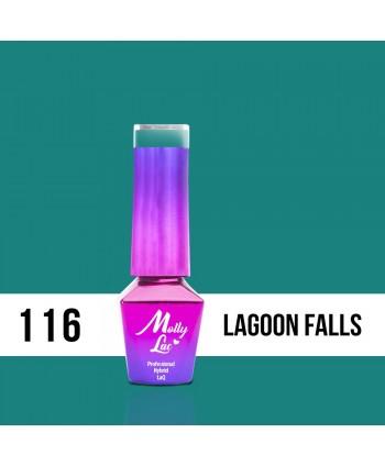 116. MOLLY LAC gel lak -...