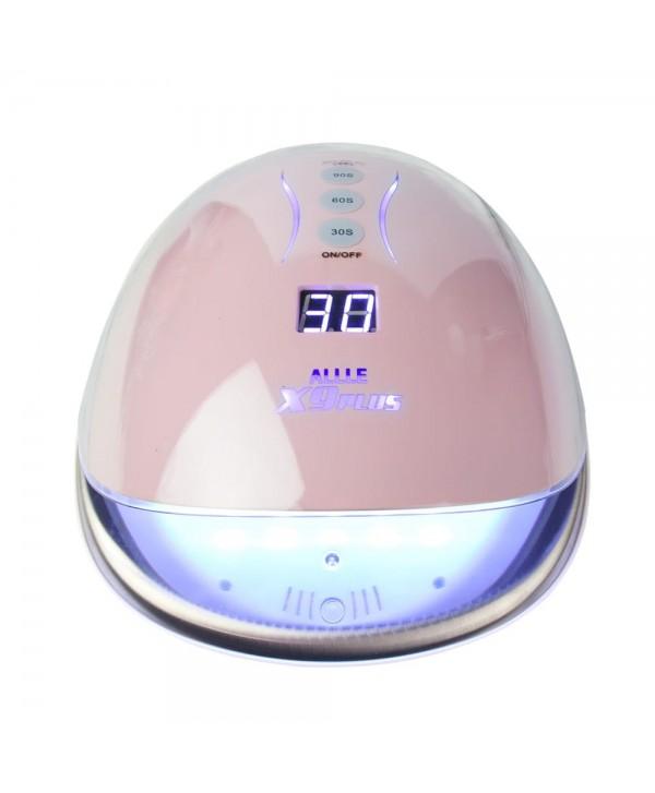 Alll X9 PLUS UV / LED LAMPA 48 W - růžová Růžová