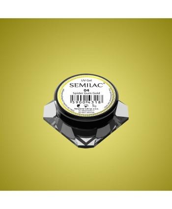 Semilac spider gel 04 -...
