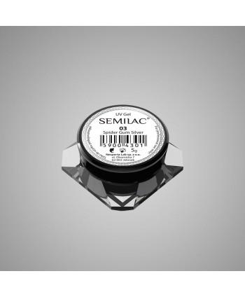 Semilac spider gel 03 -...