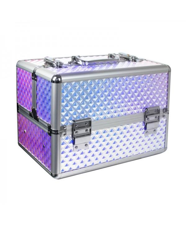 Kosmetický kufřík malý unicorn 203-4 Mix Barev
