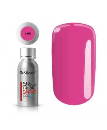 Silcare Acryl Liquid pink...