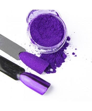 Pigmentový prášek Glass Purple
