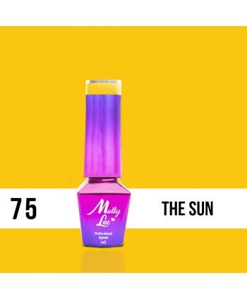 75. MOLLY LAC gel lak - THE...
