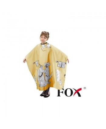 FOX pláštěnka Basic Line žlutá