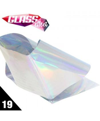 Glass Nail Fólie 19