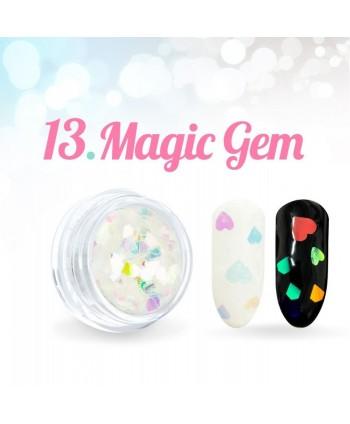 Ozdoby Magic Gem 13.