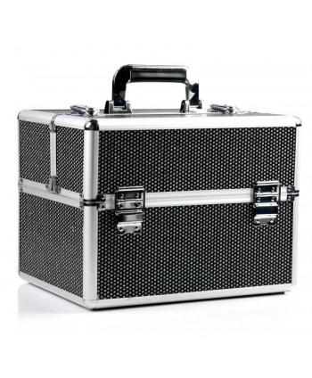 Kosmetický kufřík -Černý se...