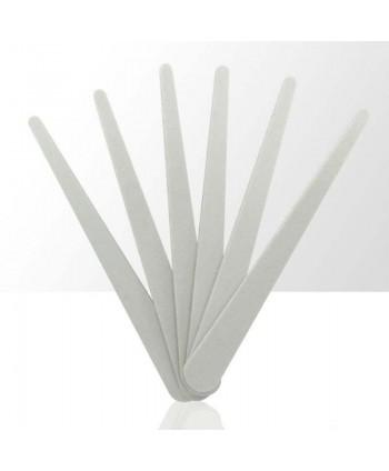 Pilník bílý zúžený 180/240