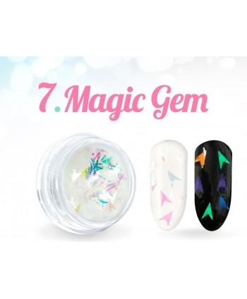 Ozdobné šípky Magic Gem 07.