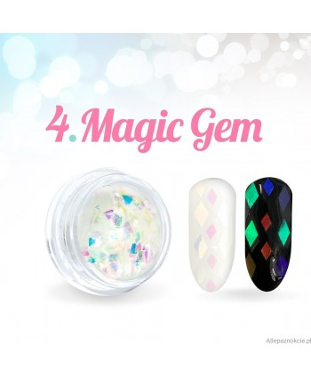 Ozdobné diamanty Magic Gem 04.