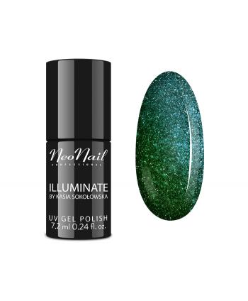 Neonail gél lak - Emerald...