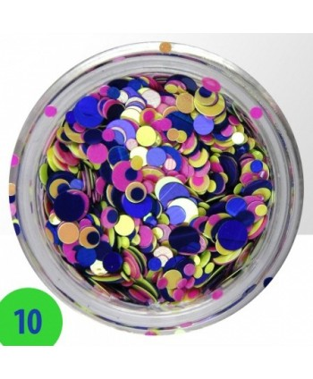 Konfety mix 10