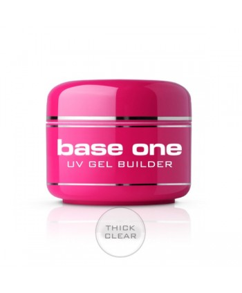 Base one gel Thick Clear 50g