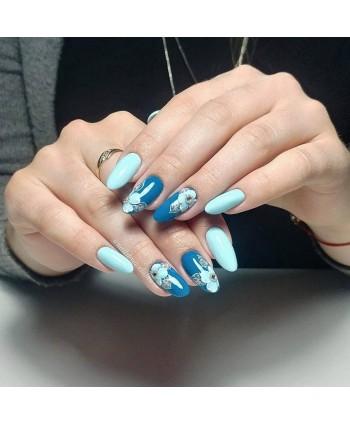 Silcare štylizácia - modrá...
