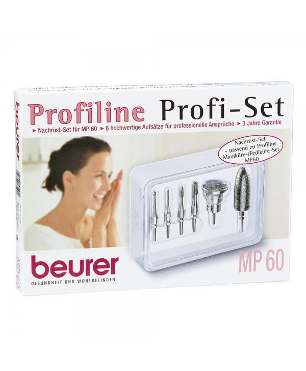 Beurer MP60 - Nástavce na manikúru 6 ks